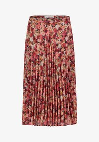 Betty & Co - Pleated skirt - red/rosè - 3