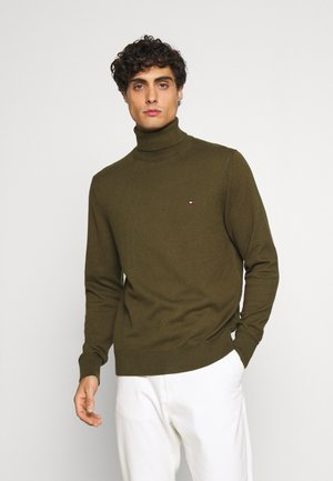 ROLL NECK - Trui - olivewood