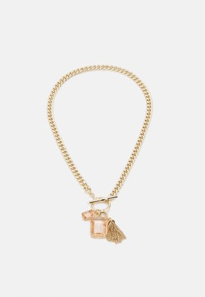 STONE - Necklace - gold-coloured/rose