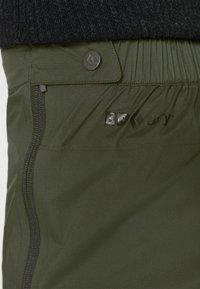 Black Diamond - STORMLINE PANTS - Outdoorové kalhoty - cypress - 4