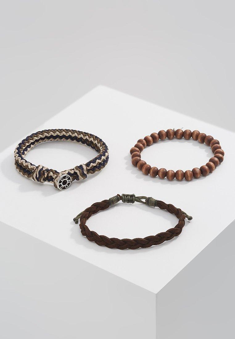 Homme TRICOLOR COMBO 3 PACK - Bracelet