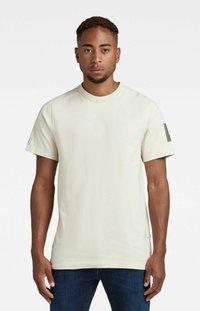 G-Star - T-shirt basic - whitebait - 0