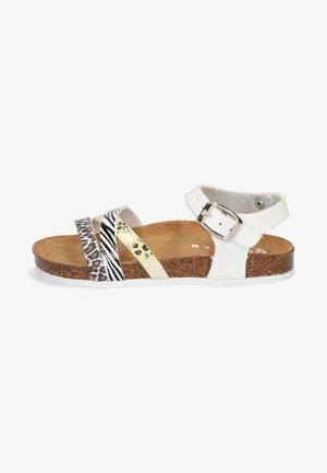 SPAIN - Sandals - white