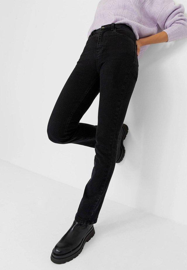 IM VINTAGELOOK  - Jeans Slim Fit - black