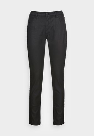 EVITA COATED - Jeans Skinny Fit - black