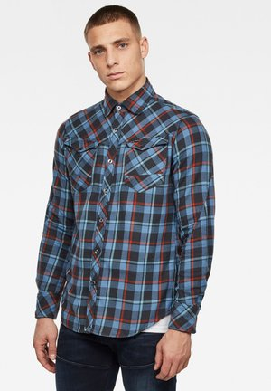 ARC 3D SLIM SHIRT LONG SLEEVE - Shirt - lead sali check