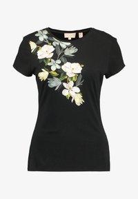 Ted Baker - TORINA - Print T-shirt - black - 3