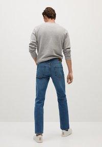 Mango - BOB - Straight leg jeans - bleu foncé - 2