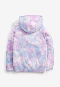 Next - FLURO - Zip-up hoodie - pink - 3