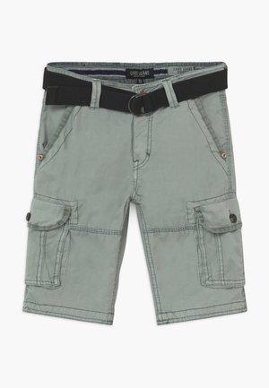 KIDS DURRAS - Cargo trousers - stone grey