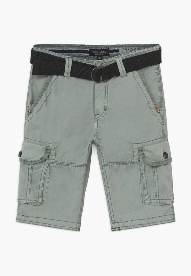 KIDS DURRAS - Pantalon cargo - stone grey