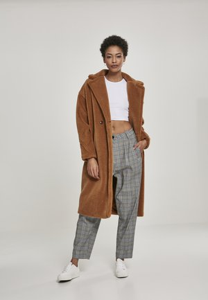 Winter coat - brown