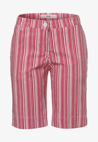 BRAX - Shorts - red white - 0