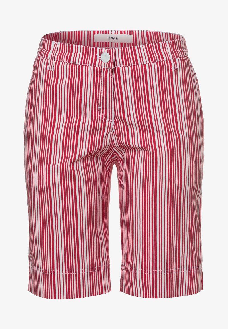 BRAX - Shorts - red white