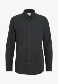 Only & Sons - ONSSANE SOLID POPLIN - Košile - black