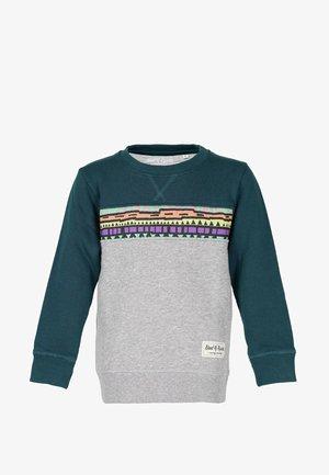 Sweatshirt - dark-petrol