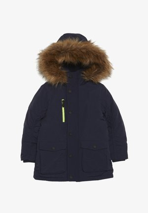 HOOD - Winter coat - navy blazer