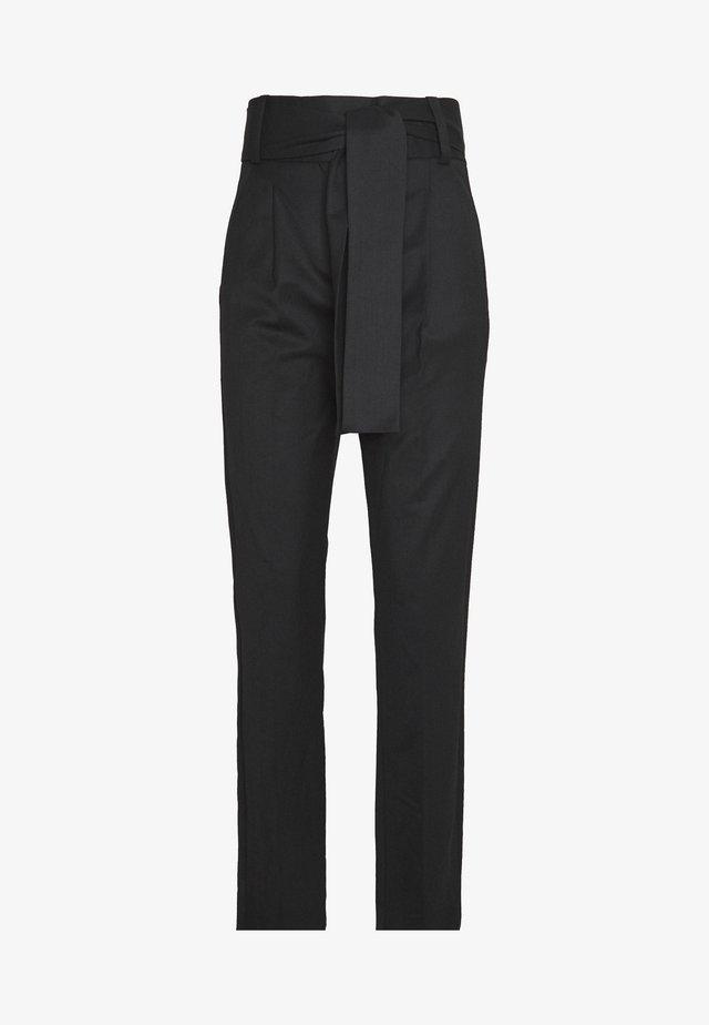 PARIS - Pantalon classique - noir