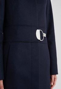 HUGO - MONATA - Classic coat - dark blue - 4