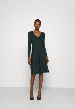 Jumper dress - scarab