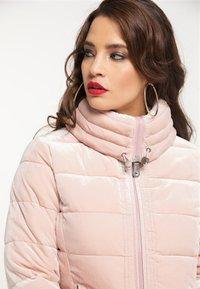 faina - Winter jacket - hellrosa - 3