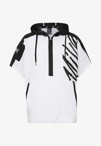 Nike Performance - Giacca sportiva - white/black - 4