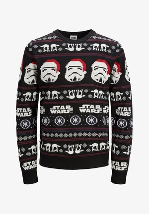 X-MAS - Jumper - black