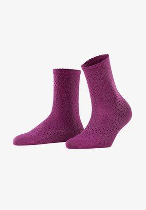 POINTELLE - Socks - galaxy purple