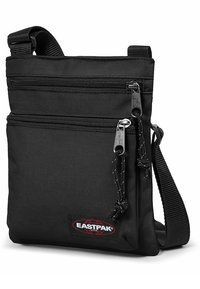 Eastpak - RUSHER  - Across body bag - black - 3