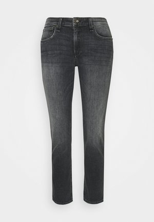 DRE LOW RISE SLIM BOYFRIEND - Relaxed fit jeans - night ride