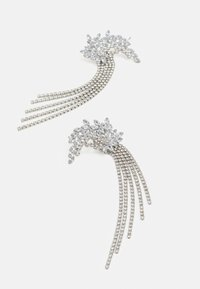 Pieces - PCMILLA EARRINGS - Oorbellen - silver-coloured - 2