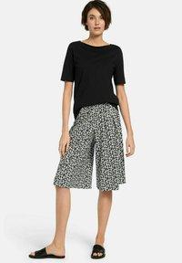 Green Cotton - Shorts - weiß schwarz - 1