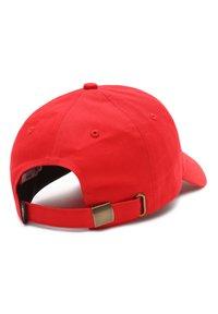 Vans - JOCKEY - Cap - high risk red new varsity - 2