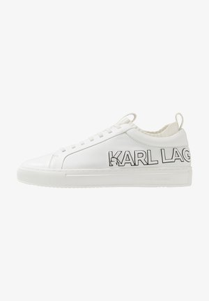 KUPSOLE TRACER LOGO - Trainers - white