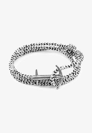 ADMIRAL - Armband - white/black