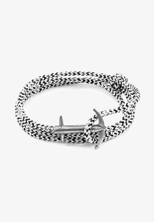 ADMIRAL - Armbånd - white/black