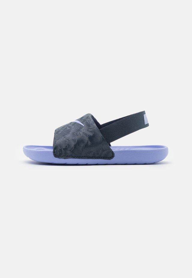 Sandales de randonnée - thunder blue/purple pulse