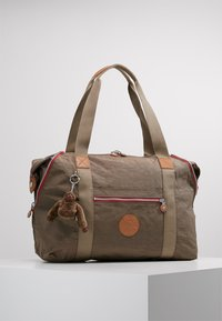 Kipling - ART M - Tote bag - khaki - 4