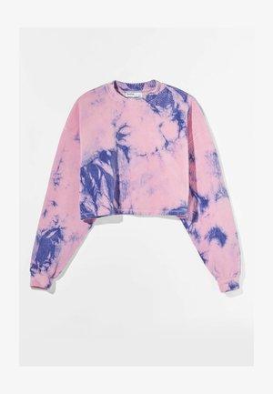 Bluza - mauve