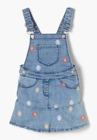 s.Oliver - Denim dress - blue - 3