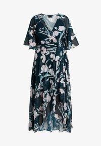 City Chic - EXCLUSIVE FRESH FIELDS - Maxi dress - multi-coloured - 5