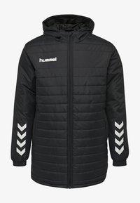 Hummel - Winter jacket - black - 0