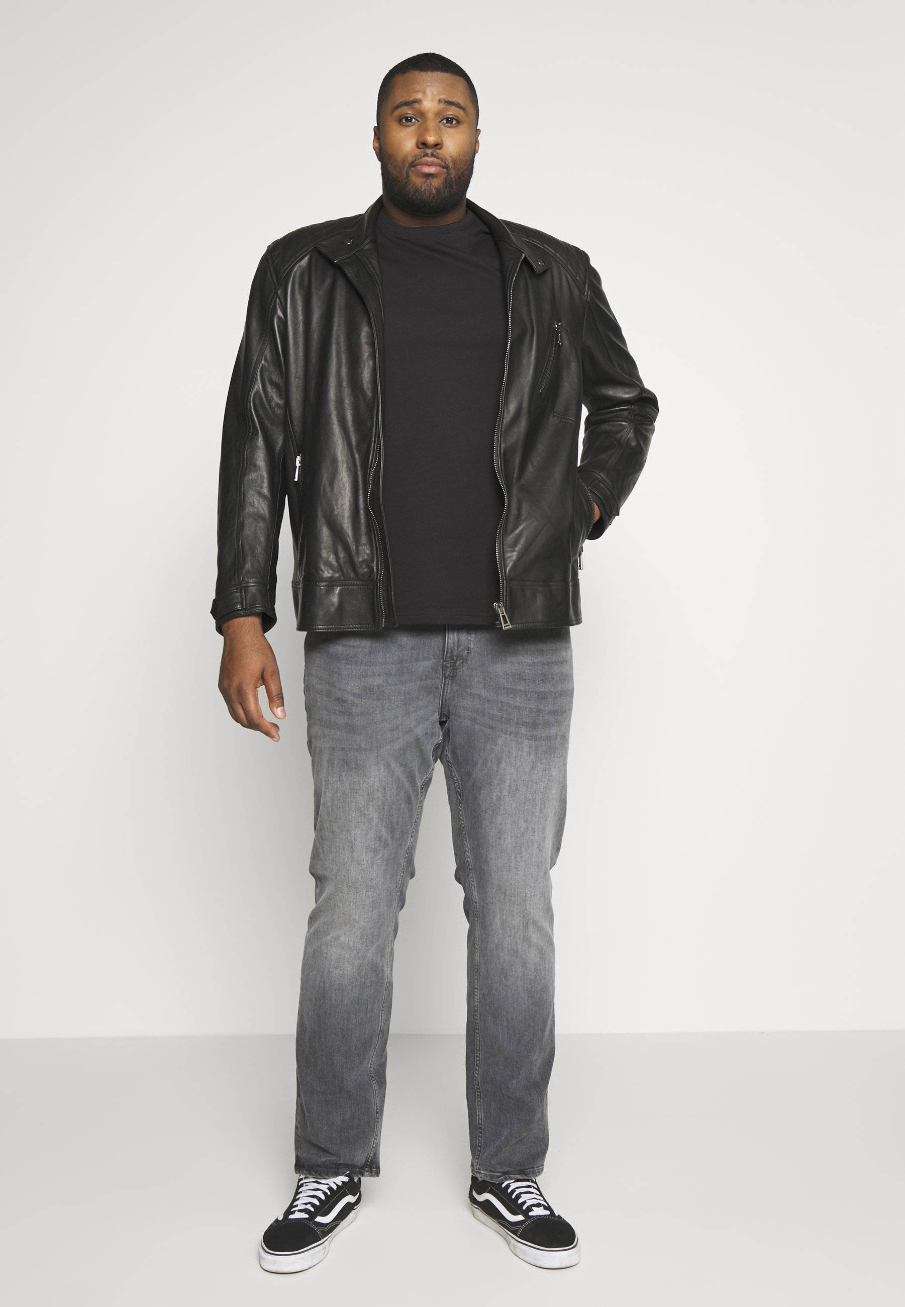 Homme DOUBLE PACK CREW NECK TEE - T-shirt basique