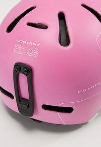 POC - FORNIX - Helmet - pink - 4