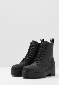 Bullboxer - Lace-up ankle boots - black - 6