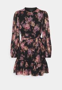 Forever New Petite - SUTTON PETITE SKATER DRESS - Day dress - dark vienna - 0