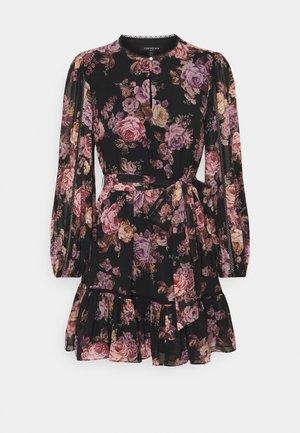 SUTTON PETITE SKATER DRESS - Robe d'été - dark vienna