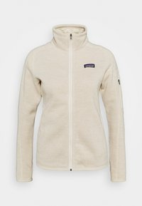 Patagonia - BETTER SWEATER - Fleece jacket - oyster white - 5