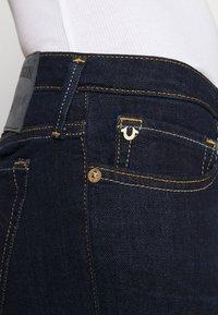 True Religion - CORA - Džíny Straight Fit - denim blue - 3
