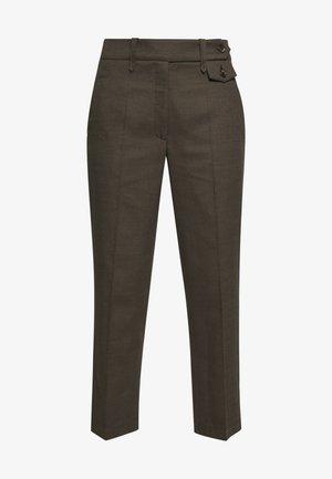 COPPOLA - Kalhoty - brown